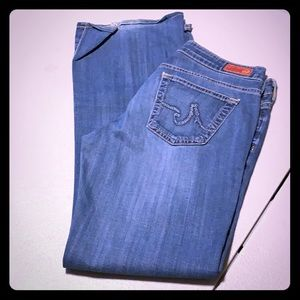 Women's ADRIANO GOLDSCHMIED The Club Jeans 28R